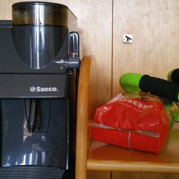 Bewegte Kaffeepause mit smovey